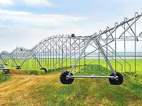 Дождевальная машина Фрегат: описание модификаций
